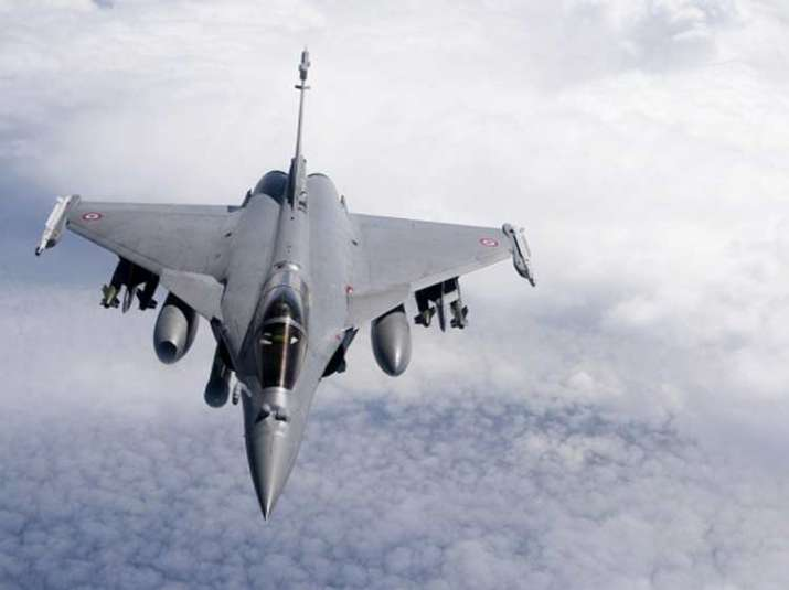 Rafale jet manufactured by Dassault Aviation