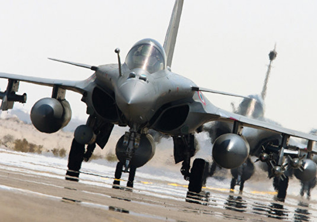 India inks 36 Rafale fighter jets deal with France worth Rs