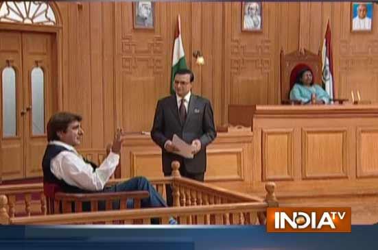 Raj Babbar in Aap Ki Adalat