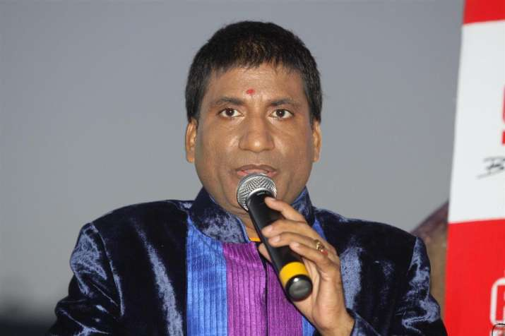 Raju Srivastav says he can't make people laugh while