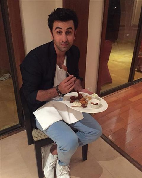 India Tv - Ranbir tells what his favorite meat is.