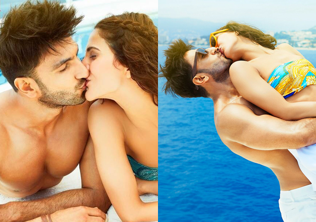 Censor trouble for Ranveer and Vaani's 'Befikre' over