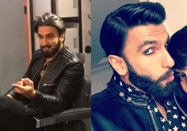 Revealed: Is this Ranveer Singh's look from Sanjay Leela