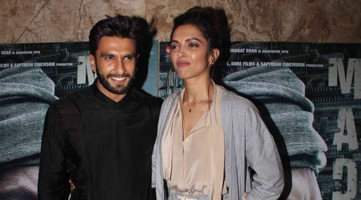 India Tv - Ranveer is all praises for Deepika in his latest interview