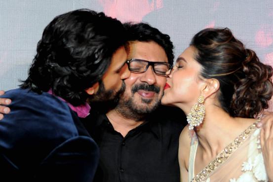 India Tv - Deepika and Ranveer will reportedly star in 'Padmavati'