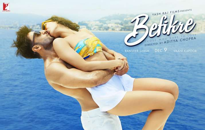 India Tv - Censor trouble for Ranveer and Vaani's 'Befikre' over kissing scenes?