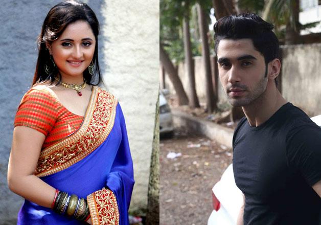 Is Rashmi Desi dating her 20 year old co-star Laksh Lalwani