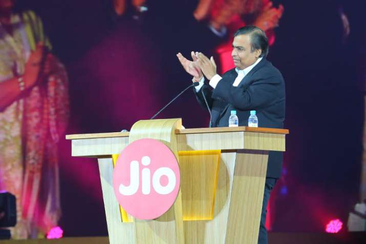 RIL chairman Mukesh Ambani today launched RJio offering