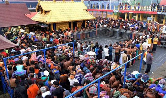 Kerala CM reviews preparations for Sabarimala pilgrimage