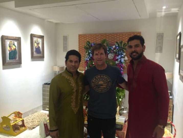Sachin, Jonty and Yuvraj | India TV