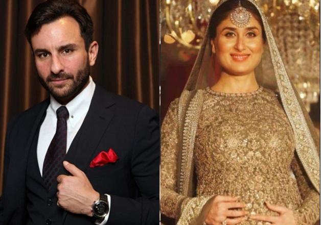Saif Ali Khan's advice to pregnant wife Kareena on