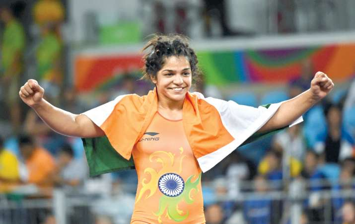 Olympic bronze medallist Sakshi Malik enters top 5 in world