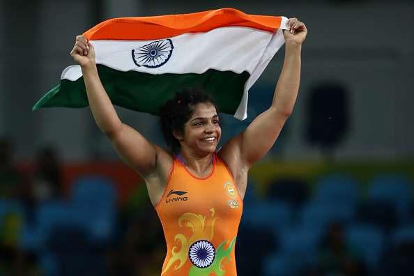 Olympic medallist Sakshi Malik