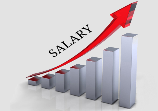 India's salary growth at 0.2 pc, GDP gain of 63.8 pc