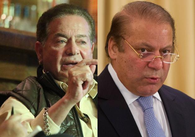 You should be called 'Be-Nawaz Sharir': Salim Khan's