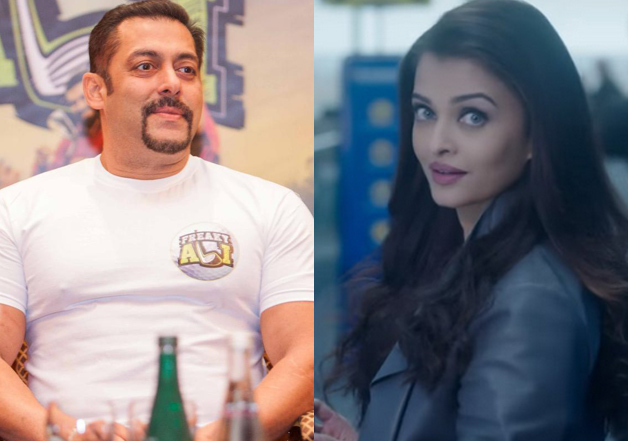 This is how Salman reacted after watching Aishwarya in the