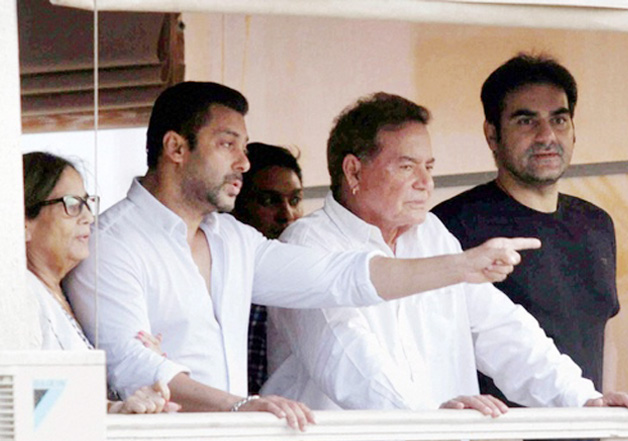 Salman and 'Khan' family to shift out of Galaxy