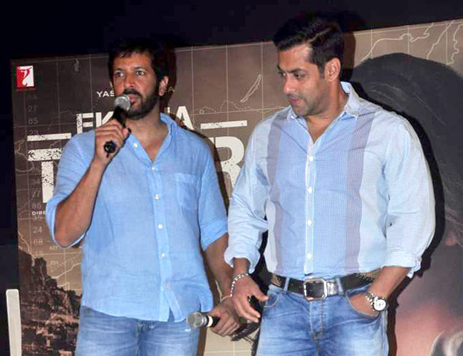 Is Kabir not directing Salman's 'Tiger Zinda Hai'
