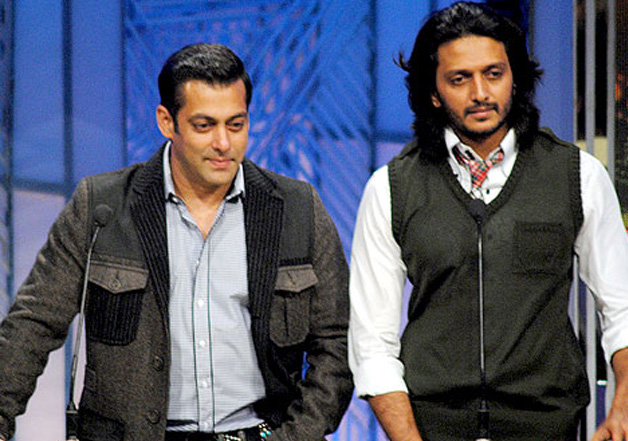 Check out what Salman Khan said about Riteish and