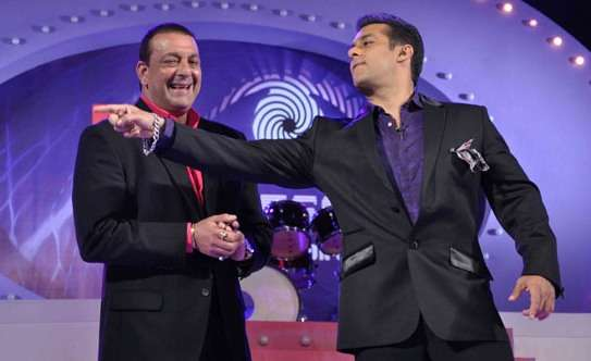 Sanjay, Salman and their meet: Will the two stars feature