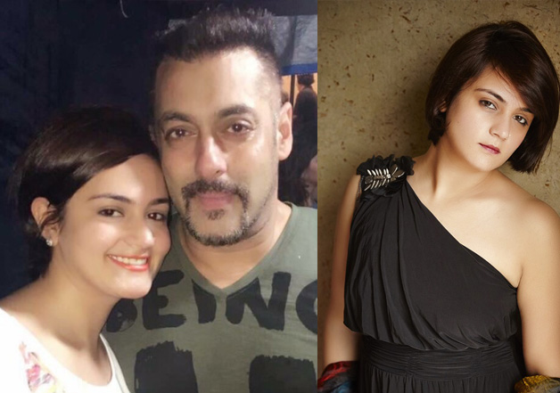 Shweta Rohira and Salman Khan