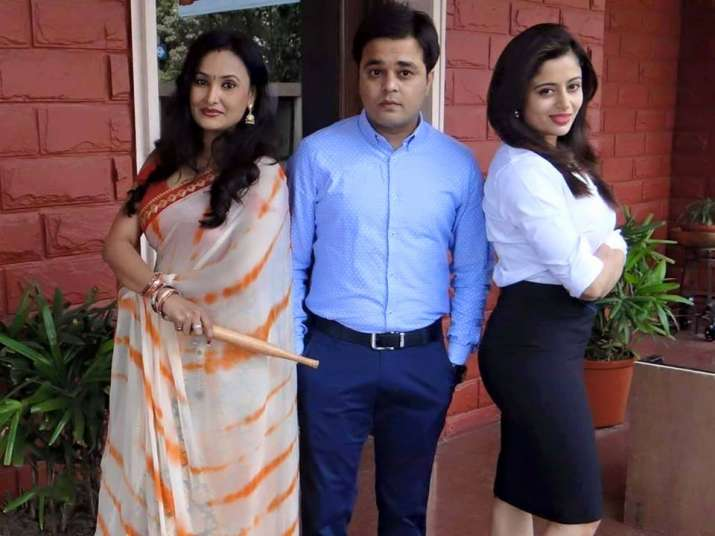 Is Sandeep Anand aka Sajan leaving 'May I Come In
