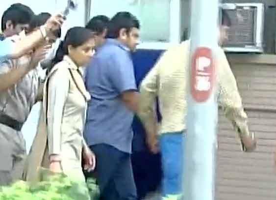 Sacked Delhi Minister Sandeep Kumar