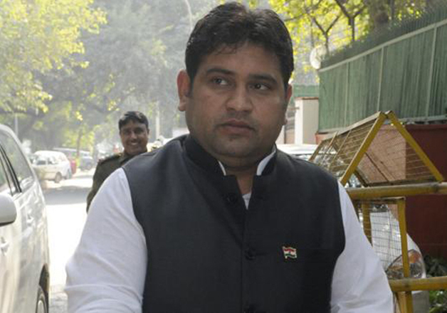 Woman in Sandeep Kumar's sex scandal video files police