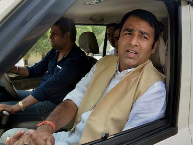 BJP MLA from UP's Sardhana Sangeet Som