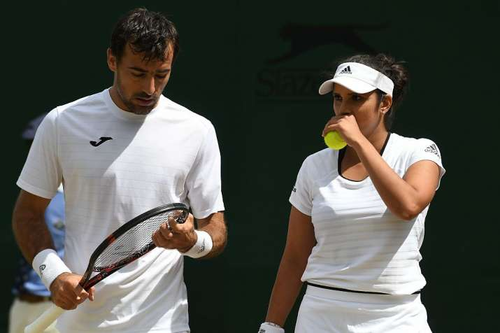 US Open: Sania-Ivan crash out of mixed doubles