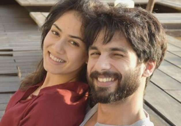 Shahid Kapoor announces the name of his daughter and it is