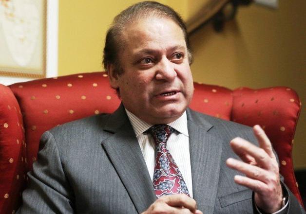 Pak PM Nawaz Sharif