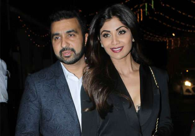 Shilpa Shetty Gives Hubby Raj The Most Precious Gift On His Birthday