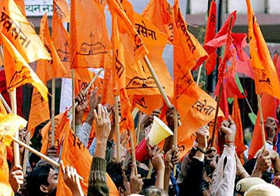28 Shiv Sainik activists ready to become 'human bombs'