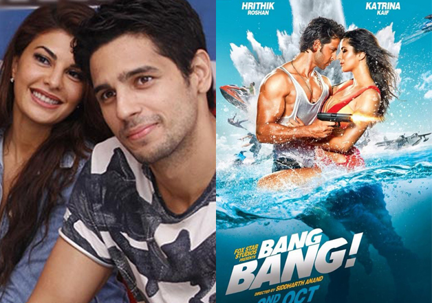 Sidharth- Jacqueline's movie paying price of 'Bang
