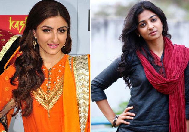 Soha and Radhika join hands to reclaim 'Like A Girl'