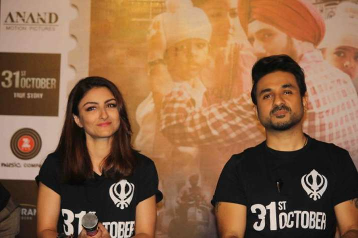 Soha Ali Khan lauds her co-star Vir Das, says 31st October