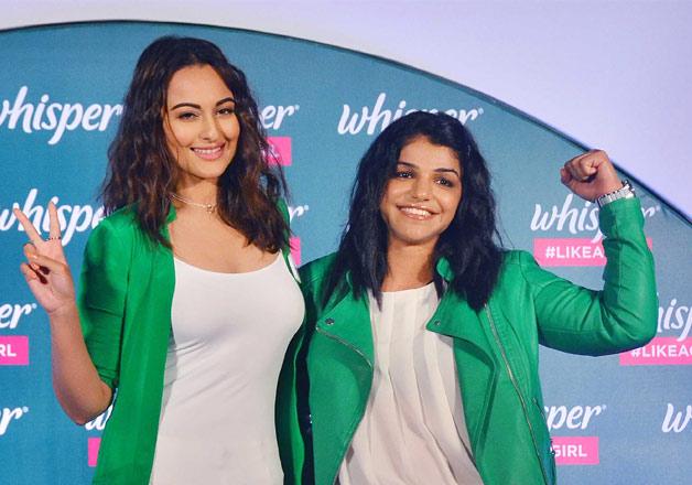 Sonakhi Sinha wants to portray Sakshi Malik on the big