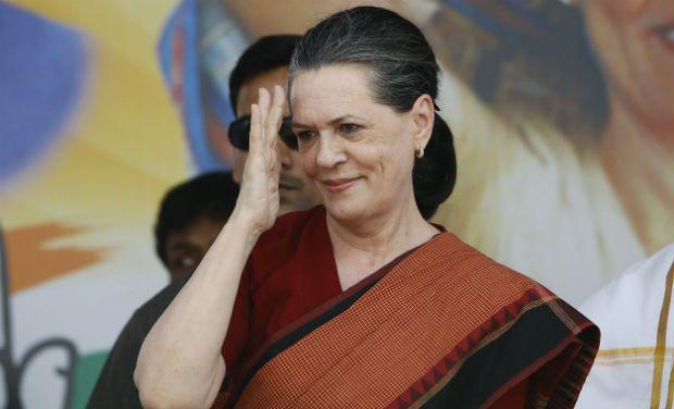 Congress president Sonia Gandhi congratulated Indian Army