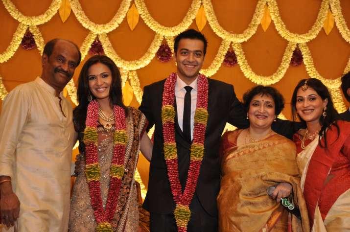 Rajinikanth's daughter Soundarya to divorce her husband