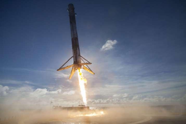 SpaceX's rocket