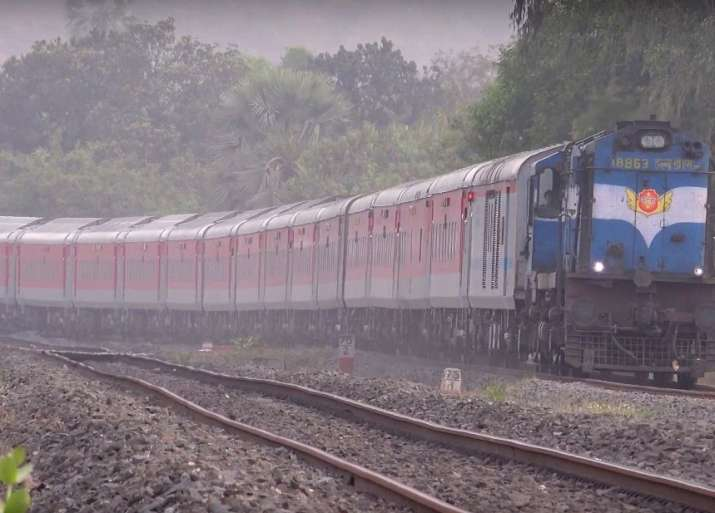 Surge pricing for premier train was introduced yesterday