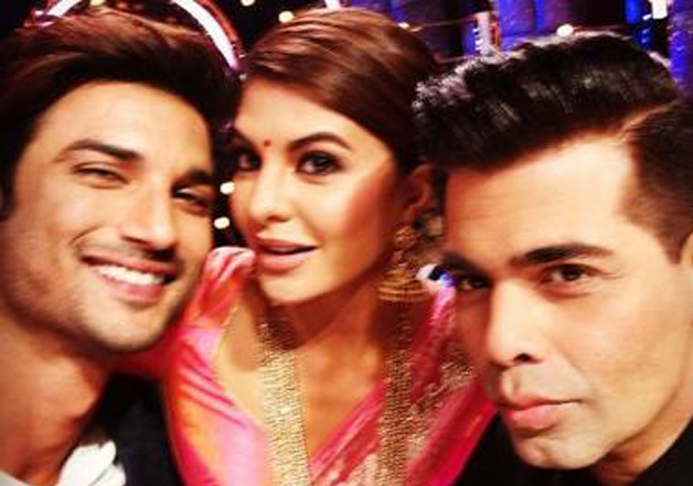 Did Sushant Singh throw tantrums on 'Jhalak Dikhhla Jaa'?