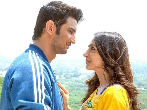 You have seen Sushant become Dhoni. Now see how Kiara