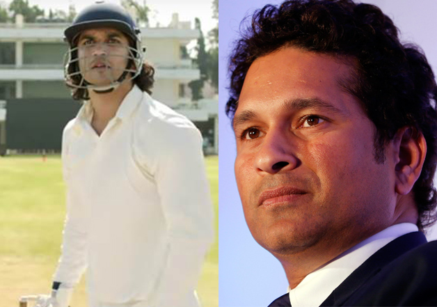 Sachin's reaction on seeing Sushant practice proves he