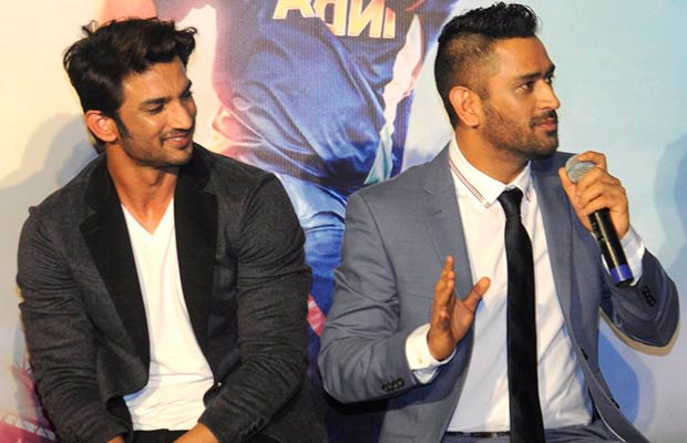 MS Dhoni reveals why he was sceptical about his biopic
