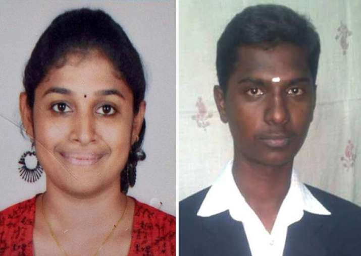 Swathi murder: 'Police has killed my son', alleges