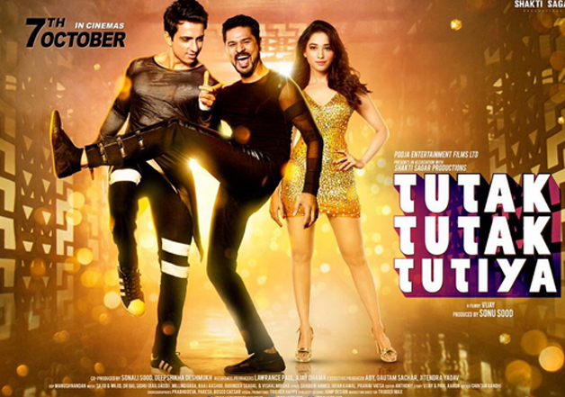 Watch trailer: Tutak Tutuk Tutiya brings comic twist to