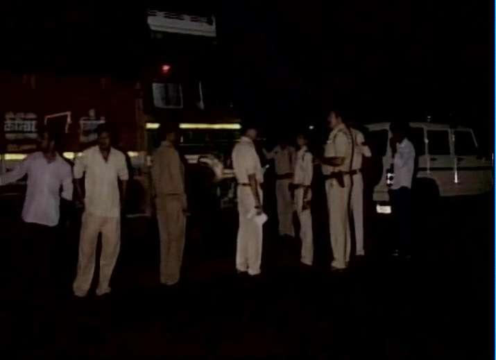 Ujjain collision   India TV