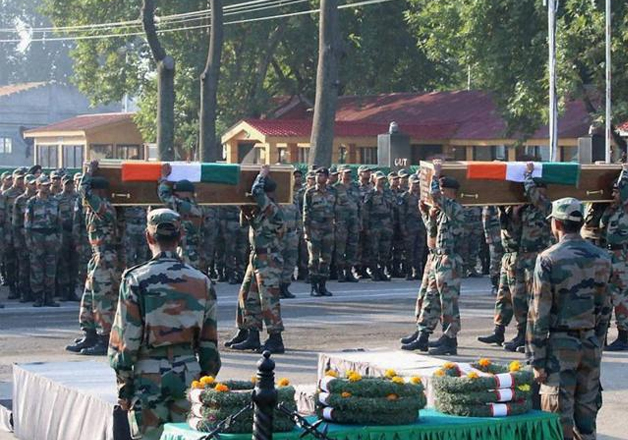 Uri terror attack: One more soldier succumbs to injuries,